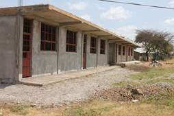 Rohbau Secondary School in Yakini