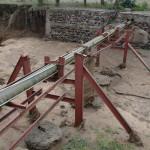 Haupt-Wasserleitung der Tansanischen Armee