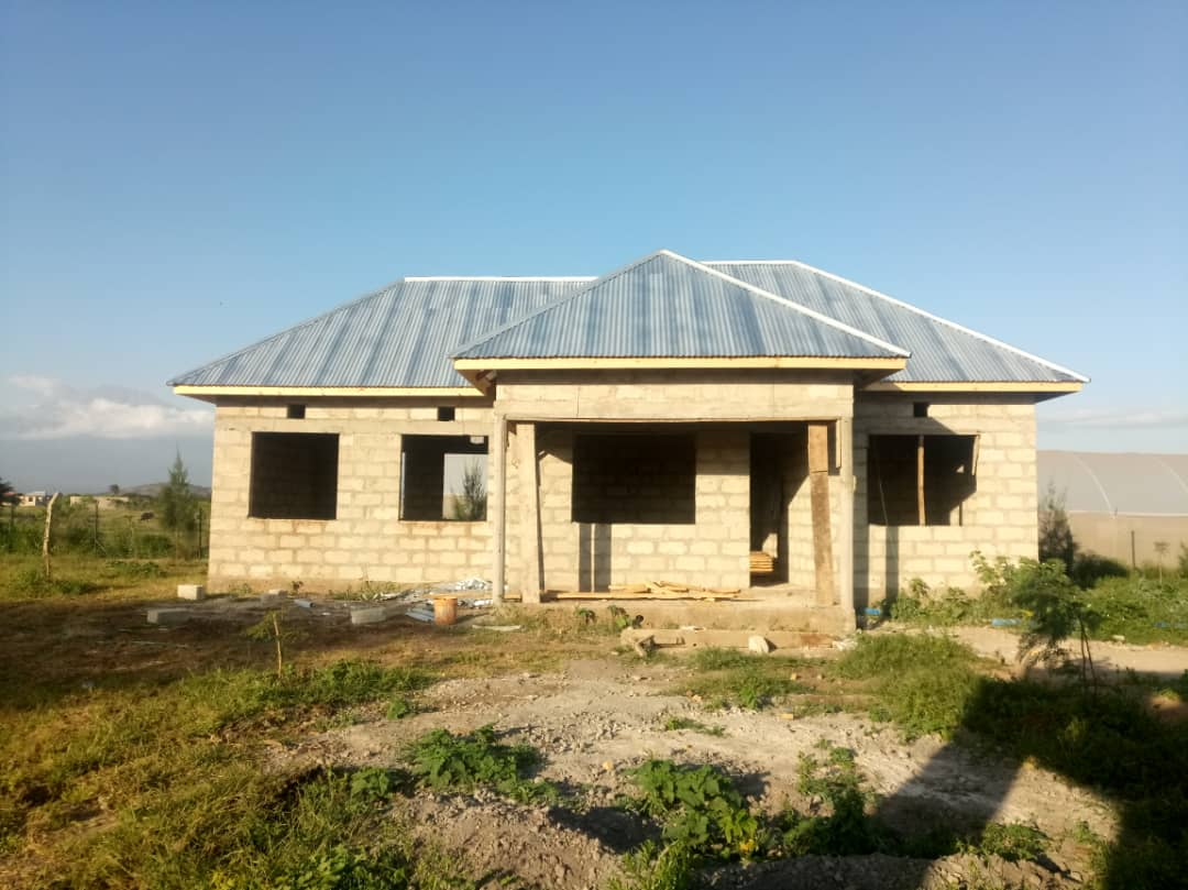 New center progress (- zweites Dormitory