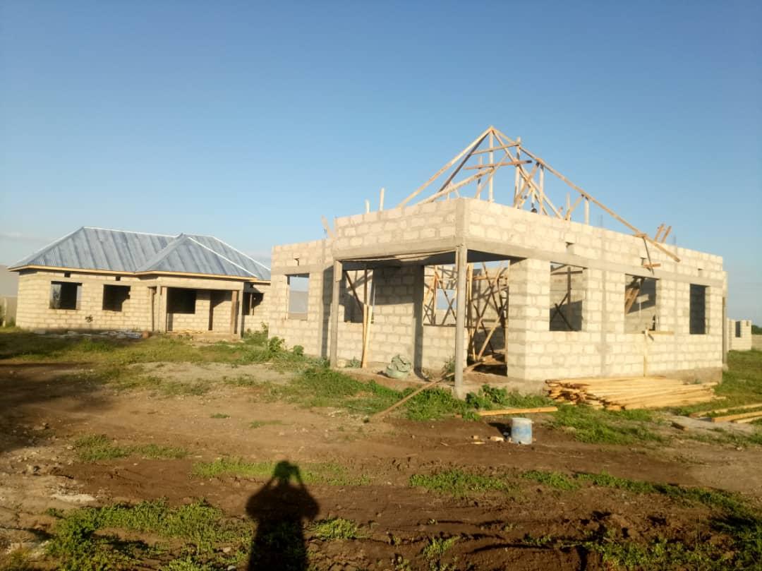 New center progress  - Family House